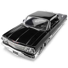 1963 Chevrolet Impala SS (custom Chevy) marca Jada Toys escala 1/24