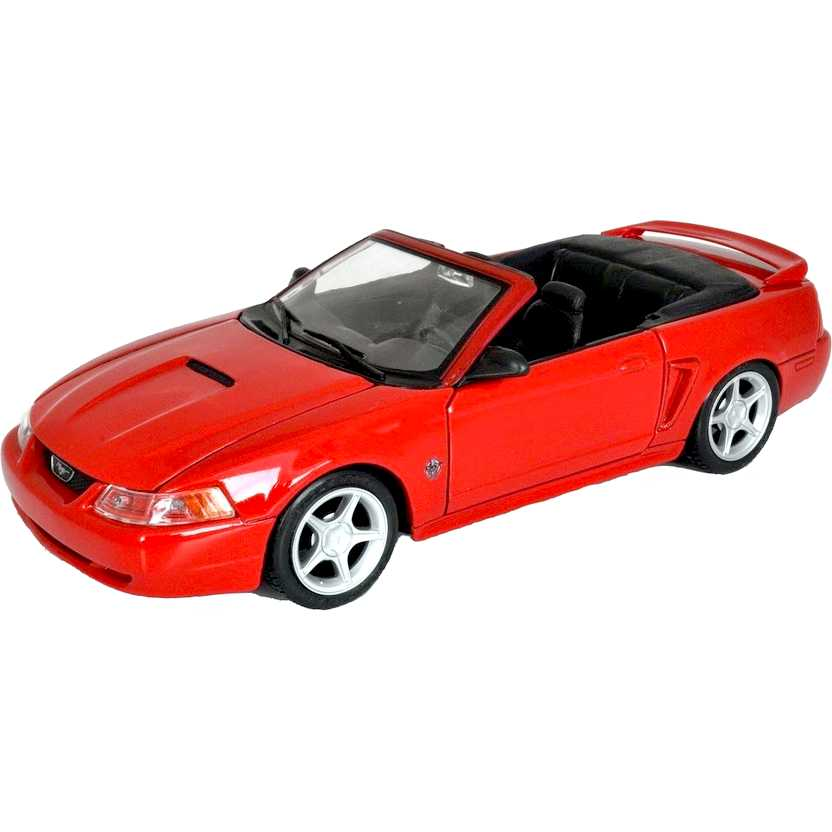 1999 Ford Mustang Convertible (conversível) marca Maisto escala 1/24 RARIDADE
