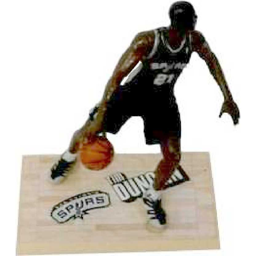 2003 McFarlane NBA Tim Duncan loose 3 inch Mini Figure San Antonio Spurs (aberto)