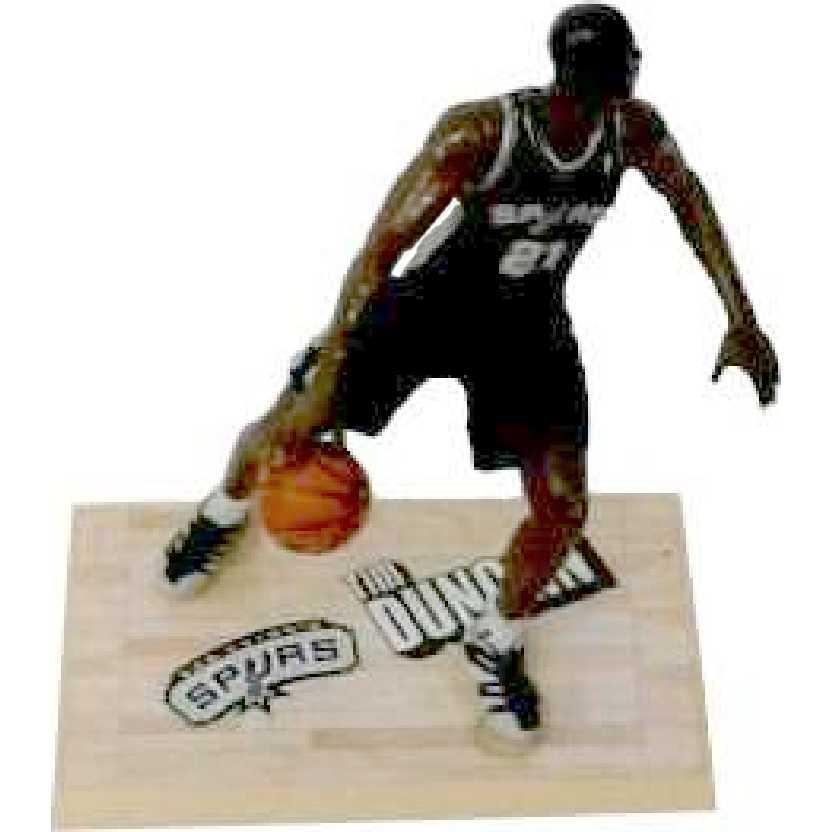 2003 McFarlane NBA Tim Duncan loose 3 inch Mini Figure San Antonio Spurs (aberto)