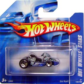 2007 Hot Wheels Go Kart L3088 series 135/156