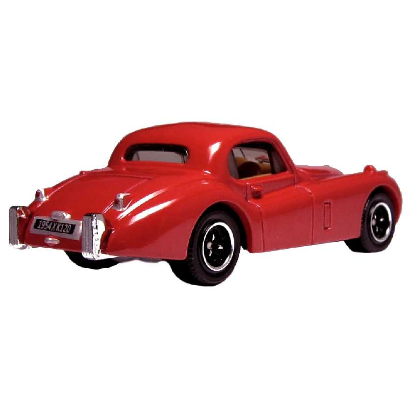 1954 Jaguar Xk140: 2009 Matchbox 1954 Jaguar XK 120SE 11/11 P1922 Escala 1/64