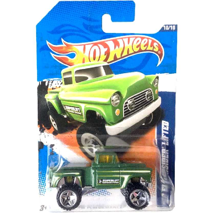 2011 carrinhos Hot Wheels 56 Flashsider Lifted series 10/10 140/244 T9847 escala 1/64
