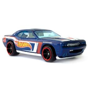 2012 Hot Wheels 08 Dodge Challenger SRT8 V5479 series 5/10 175/247