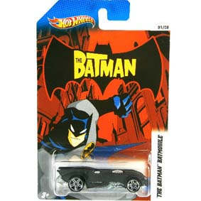 2012 Hot Wheels The Batman Batmobile ( Batmóvel ) X4324-0816