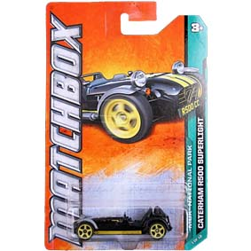 2012 Matchbox Caterham R500 Superlight W4797 111/120