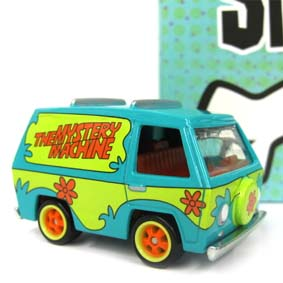 2012 SDCC Comic Con Exclusive Hot Wheels Scooby Doo Mystery Machine