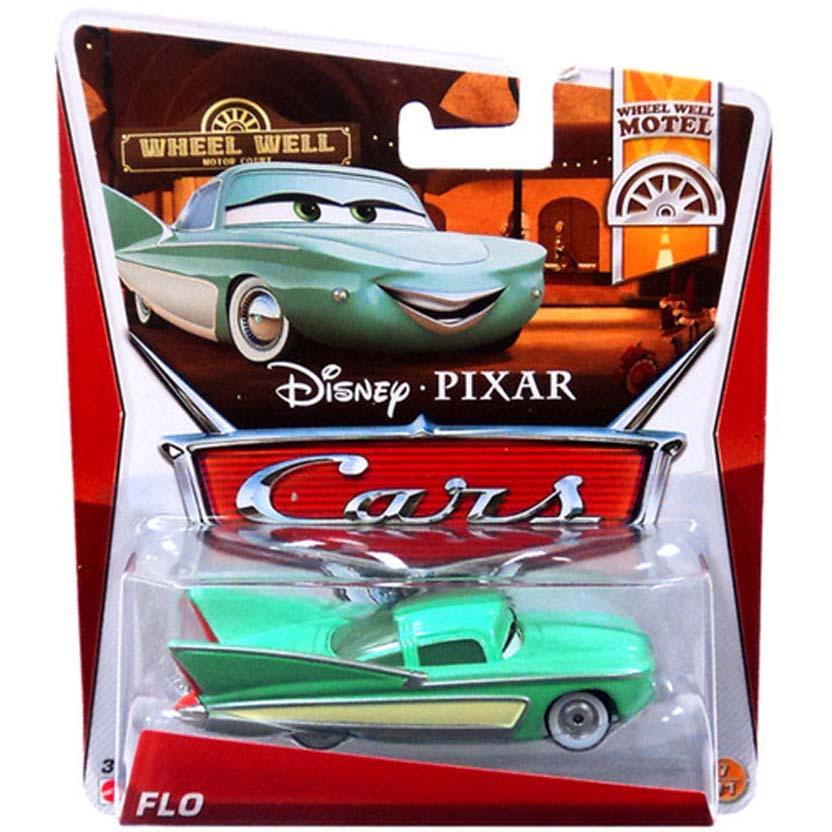 2013 Cars Retro Disney Pixar Flo : Wheel Well Motel 7/11 escala 1/55
