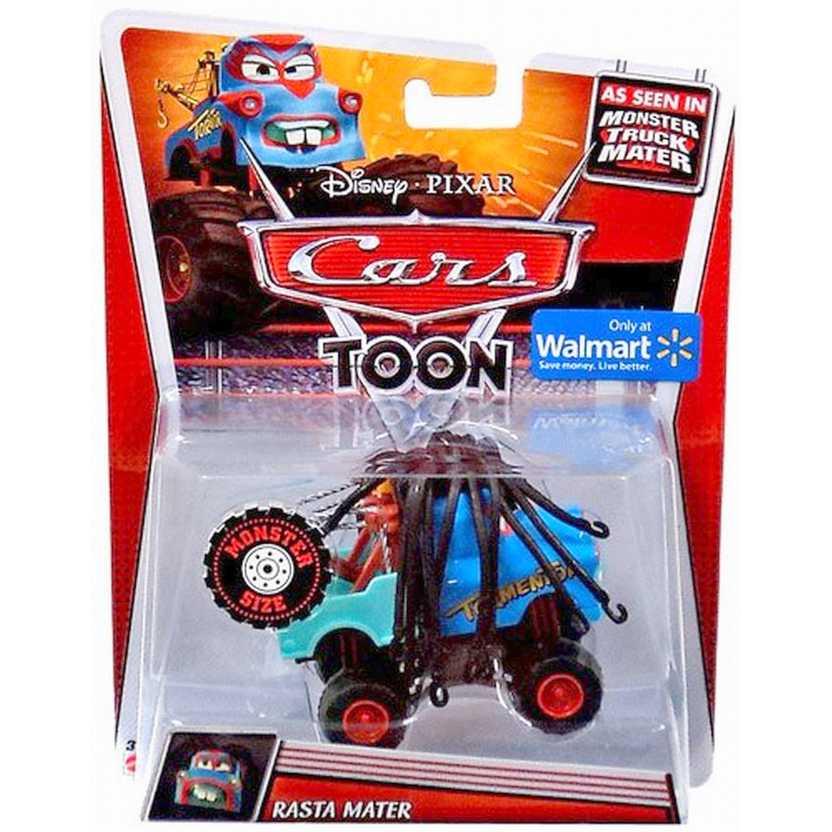 2013 Cars Toon Disney Pixar - Tormentor Rasta Mater