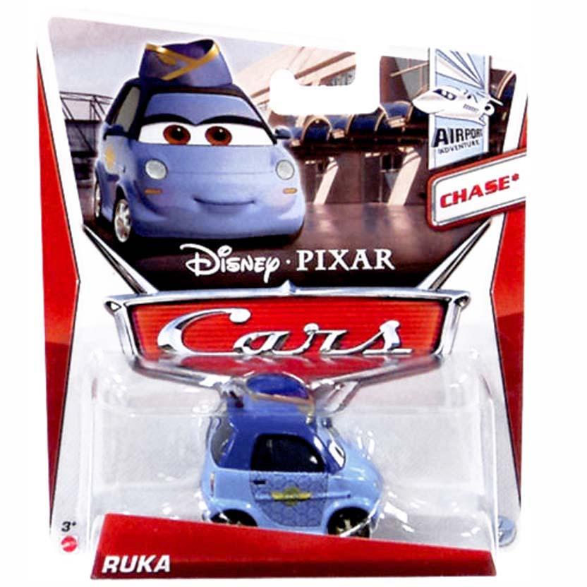 2013 Disney Pixar Cars Retro Airport Adventure 7/7 Ruka (CHASE)