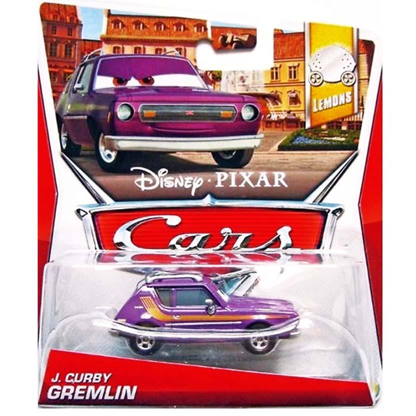 2013 Disney Pixar Cars Retro Lemons 1/7 J. Curby Gremlin