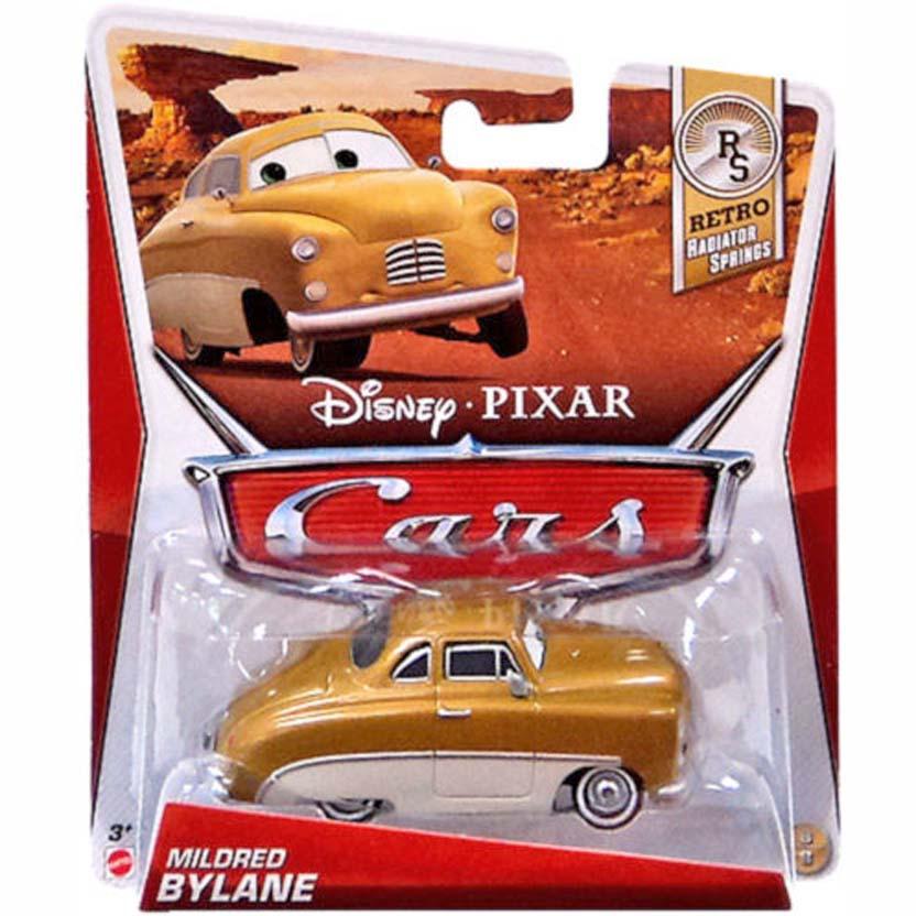 2013 Disney Pixar Cars Retro RS Radiator Springs Mildred Bylane 8/8