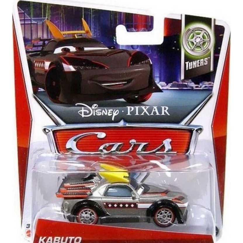 2013 Disney Pixar Cars Retro Tuners 2/10 Kabuto escala 1/55