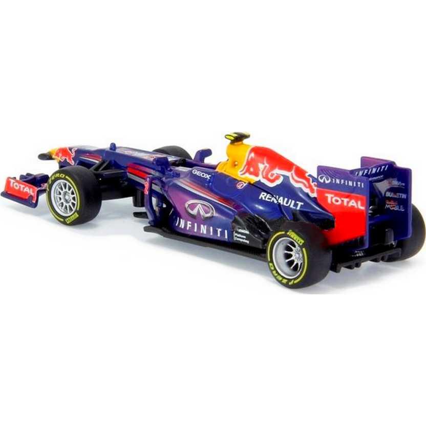 2013 F1 Formula 1 Red Bull RB9 Mark Weber (2013) Renault marca BBurago  escala 1 32 - Arte em Miniaturas 7cf08ef9c179e