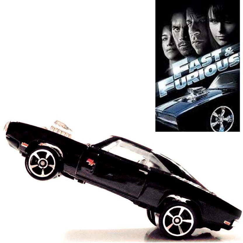 2013 Hot Wheels Fast & Furious 70 Dodge Charger Y2127 ( Velozes e Furiosos )