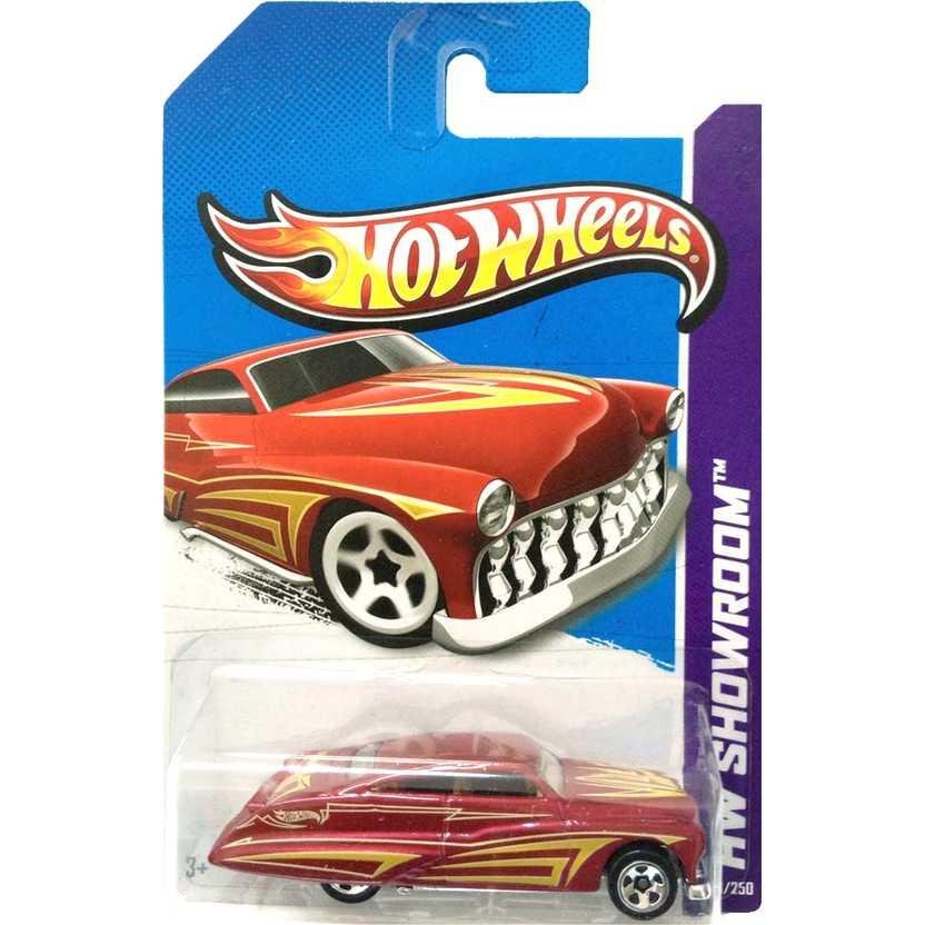 2013 Hot Wheels Purple Passion vermelho X1835 series 183/250 escala 1/64