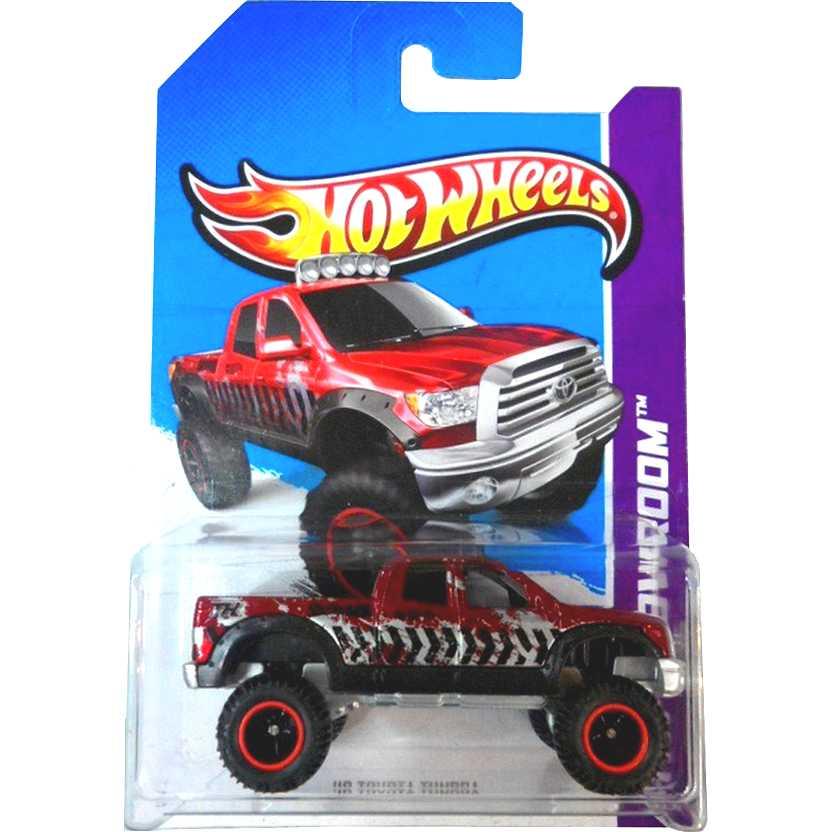 2013 Hot Wheels Super Secret T-Hunt Superized 10 Toyota Tundra X2018 167/250