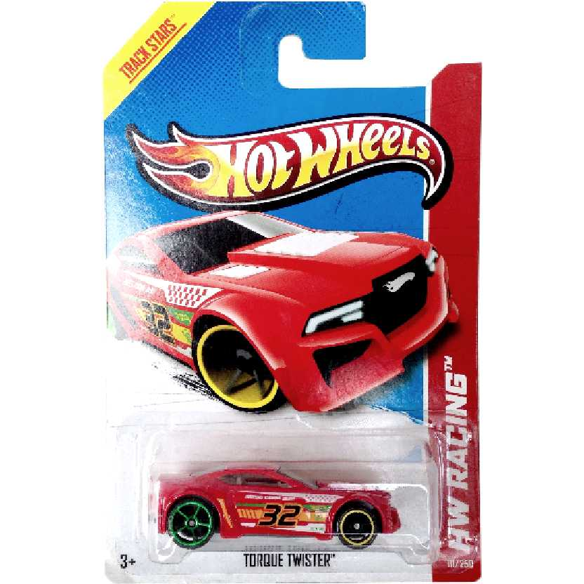 2013 Hot Wheels Torque Twister series 111/250 X1934 escala 1/64