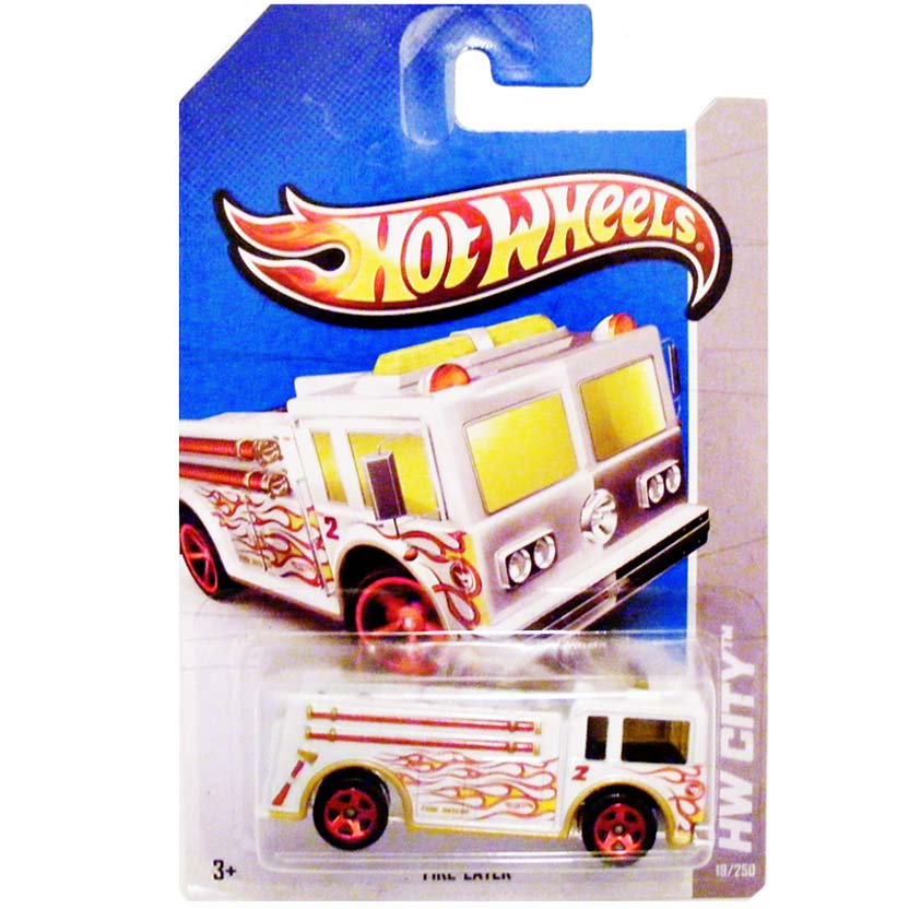 2013 Hot Wheels Treasure Hunts Fire-Eater X1675 série 19/250 ( T-Hunt )