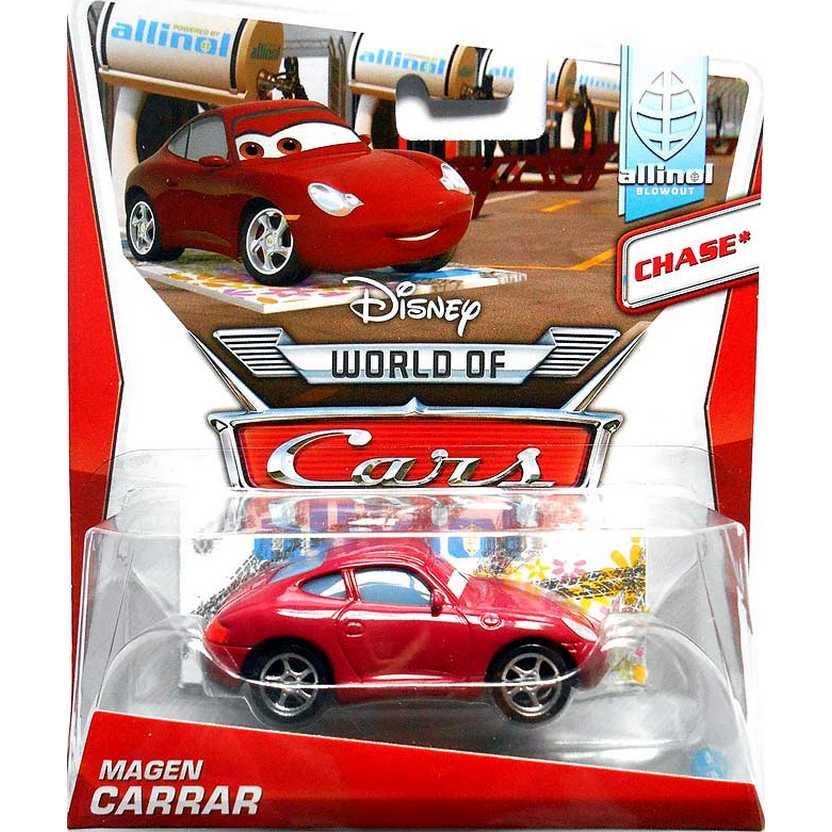 2014 Disney World of Cars Magen Carrar Allinol Blowout 2/9 ( Chase )