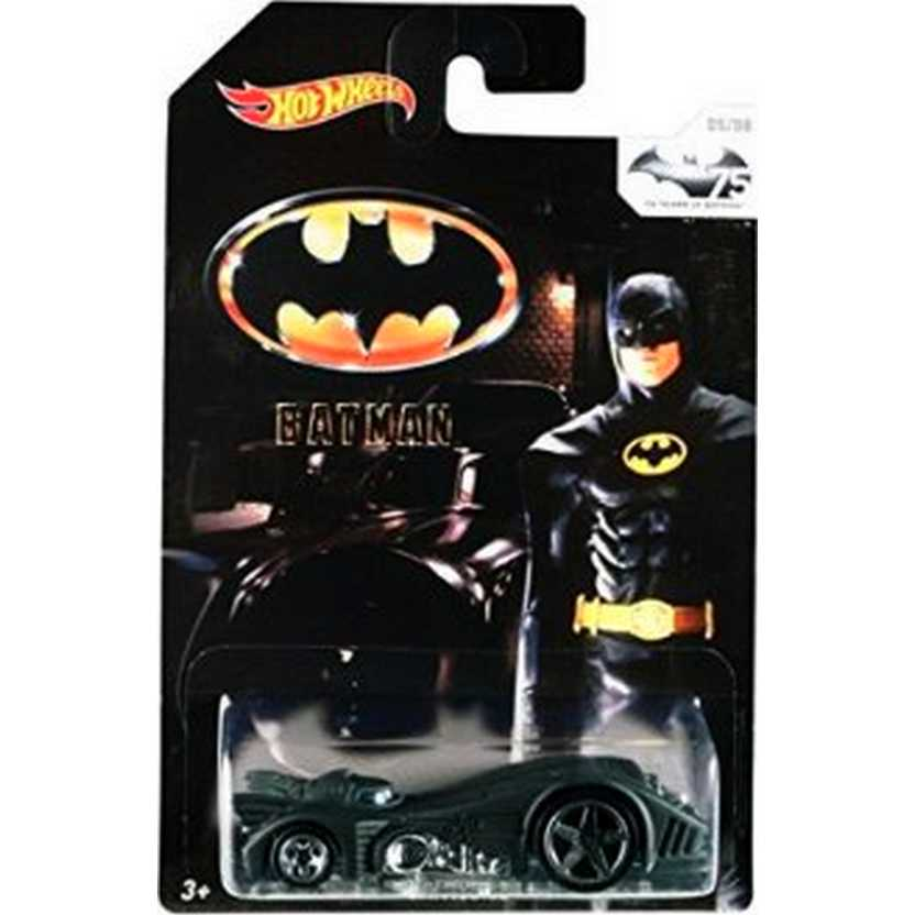 2014 Hot Wheels 75th Anniversary of Batman 1989 Movie Batmobile 05/08 TPN11