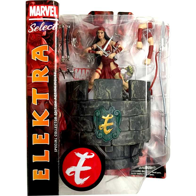 2014 Marvel Select Elektra - Diamond Select Action Figures