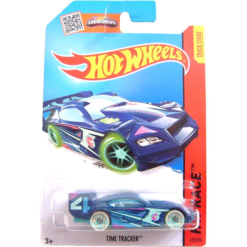 2015 Hot Wheels Treasure Hunt T-Hunt Time Tracker CFJ15 series 175/250 escala 1/64