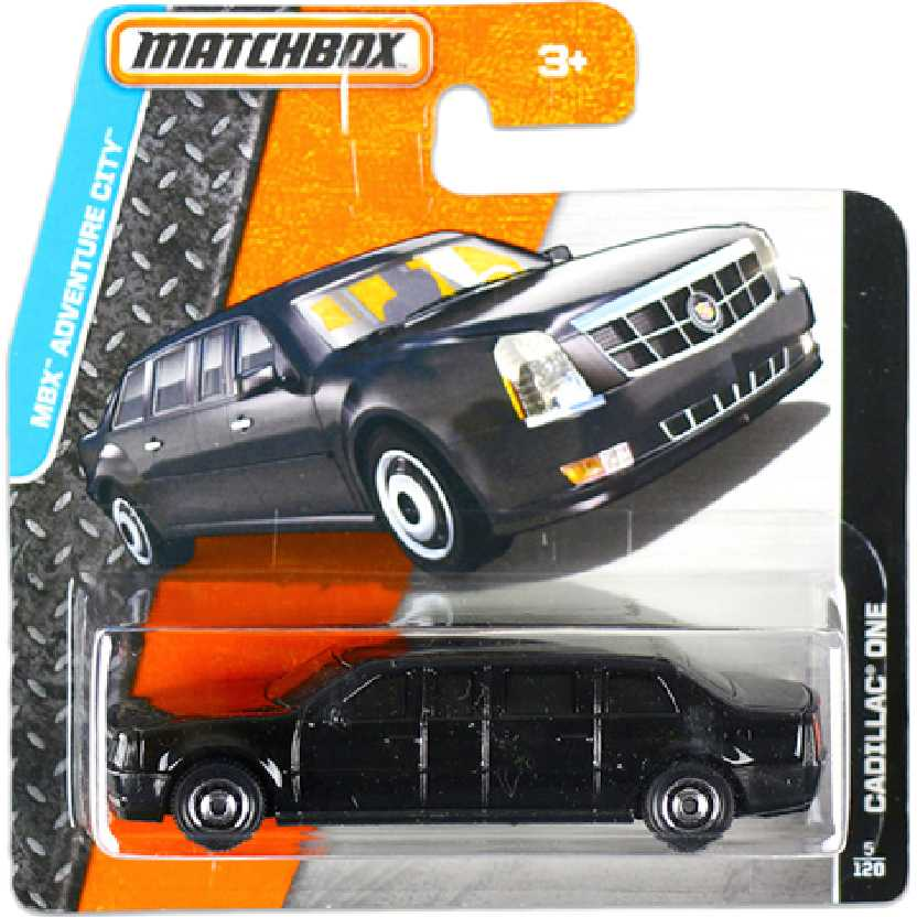 2016 Matchbox Cadillac One Limo Limousine DFK04 escala 1/64