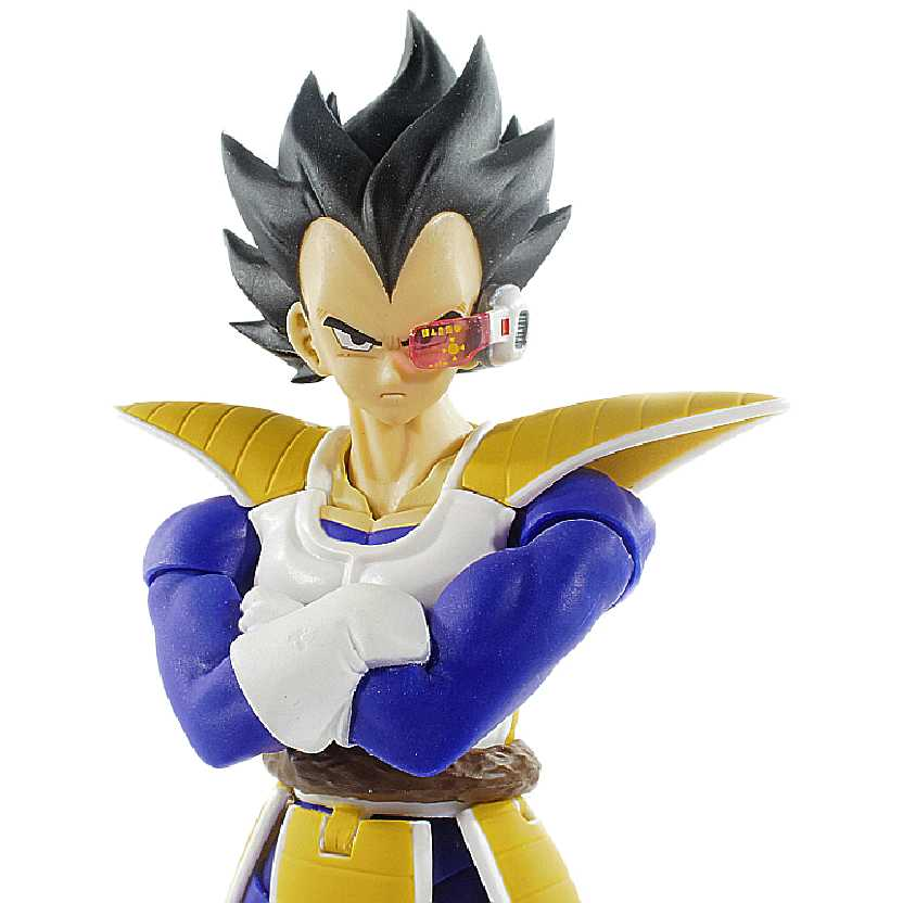 2017 Dragon Ball Z S. H. Figuarts Vegeta Scouter 2.0 Bandai action figure
