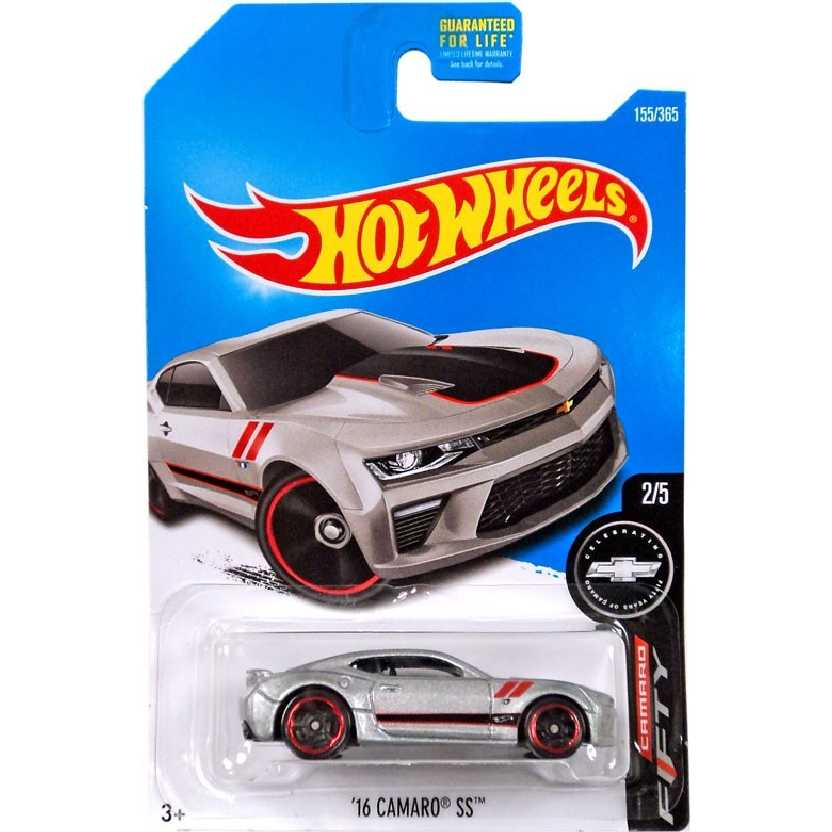 2017 Hot Wheels Chevrolet Camaro Fifty 50 16 Camaro SS series 155/365 2/5 DTY96 escala 1/64