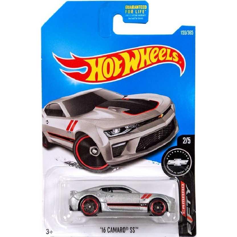 2017 Hot Wheels Chevrolet Camaro Fifty 50 16 Camaro SS series 155/365 2/5 DTY96 escala 1/64