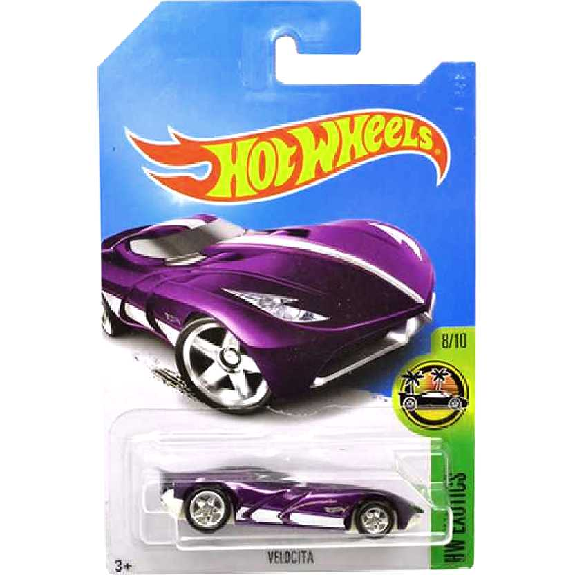 2017 Hot Wheels Super T-Hunt Treasure Hunt Superized Velocita 8/10 DVC98 escala 1/64