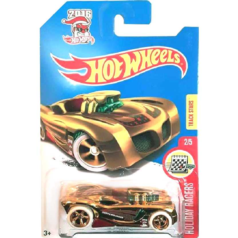 2017 Hot Wheels Super Treasure Hunt T-Hunt Superized 16 Angels 2/5 DVC85 escala 1/64
