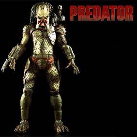 Neca Brasil Action Figures Boneco do Predador Clássico / Classic Predator series 1