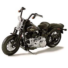 Harley Davidson Cross Bones FLSTSB S-26 (2008)