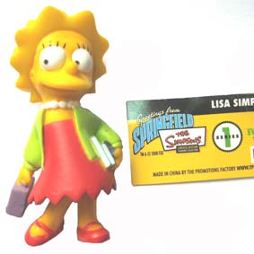 Lisa Simpson (série 1)