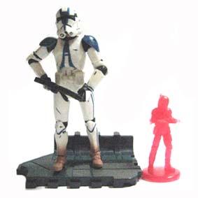 501st Legion Clone Trooper (aberto)