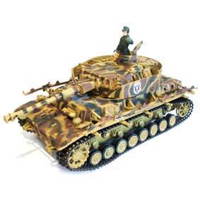 Tanque de Guerra Alemão German Panzer IV Ausf. G (1943)
