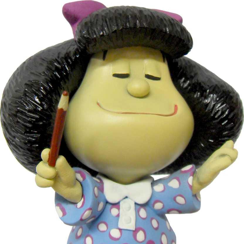 A maestrina Mafalda