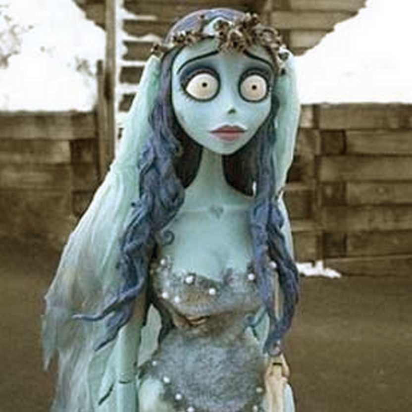 A Noiva Cadáver ( Emily ) Tim Burton Corpse Bride Collection Doll