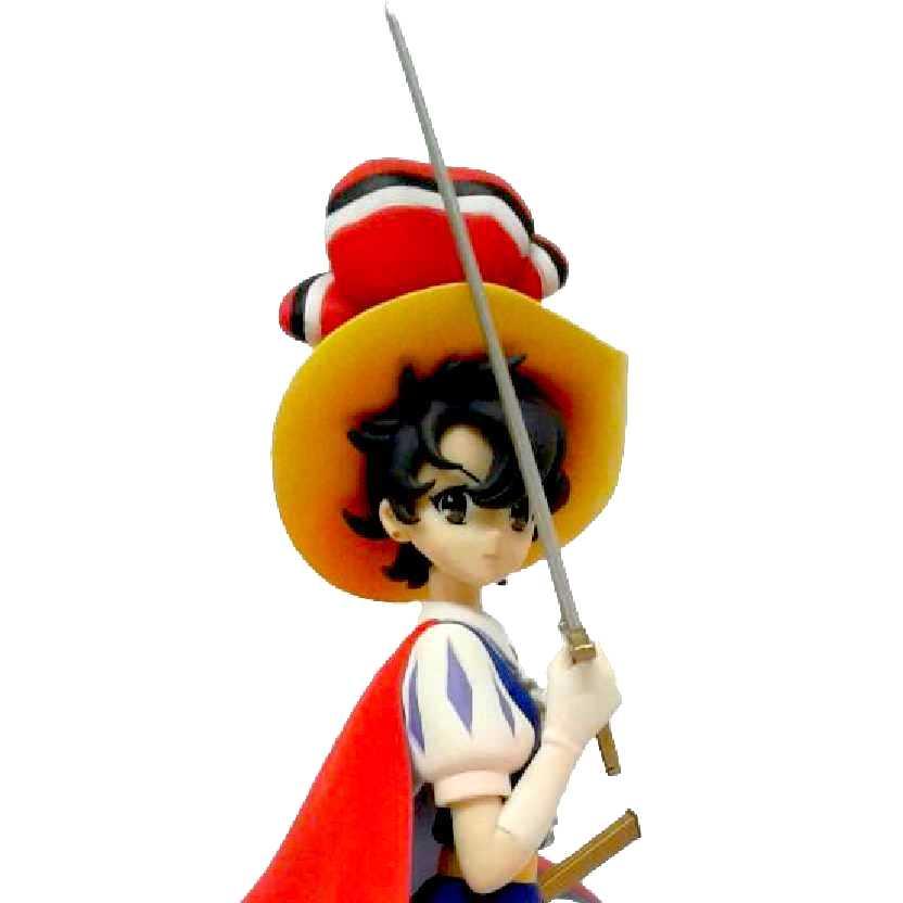 A Princesa e o Cavaleiro (Osamu Tezuka) Princesa Safiri (Aberto)