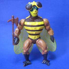 Abelhão - Buzz-Off - He-Man (no estado)