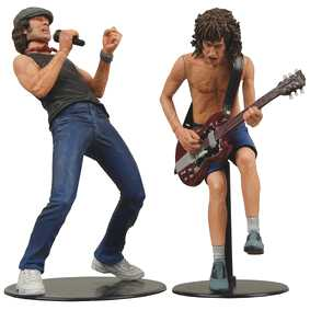 AC DC Brian Johnson & Angus Young (aberto)