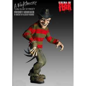 Action Figure Mezco Freddy Krueger Boneco Freddy Krueger