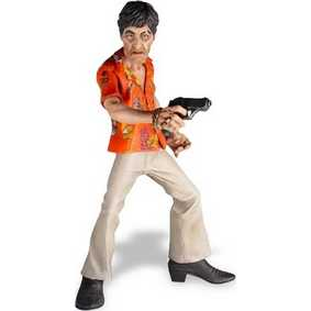 Action Figure Tony Montana Scarface Mezco Toys Action Figures ( Al Pacino )