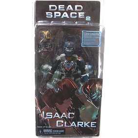 Action Figures Neca Toys Dead Space 2 Isaac Clark com Led na cabeça do boneco
