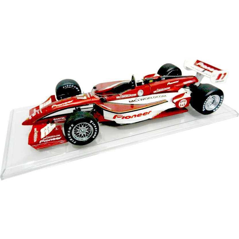 Action Racing escala 1/18 - Christiano Da Matta Pioneer MCI Worldcom (2000) Reynard 1 of 3504