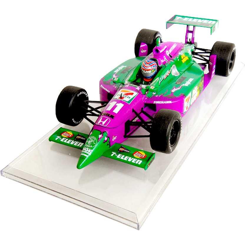 Action Racing escala 1/18 - Tony Kanaan Hulk 7 Eleven Honda (2003) Dallara 1 of 1272