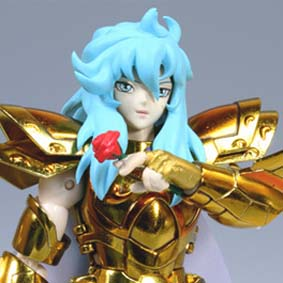 Afrodite de Peixes (Cloth Myth) Bonecos Cavaleiros do Zodíaco Bandai