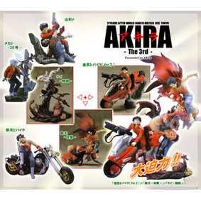 Akira III - 6 pers.